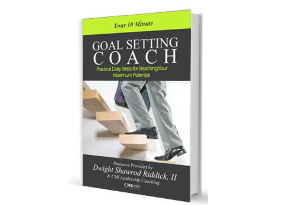 7 Steps To Goal Setting